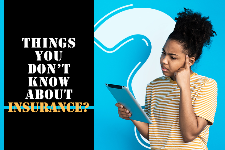4 INSURANCE Policies that you did not know about